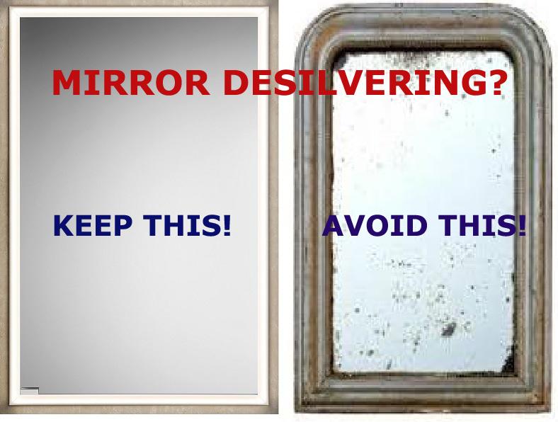 Mirror Desilvering